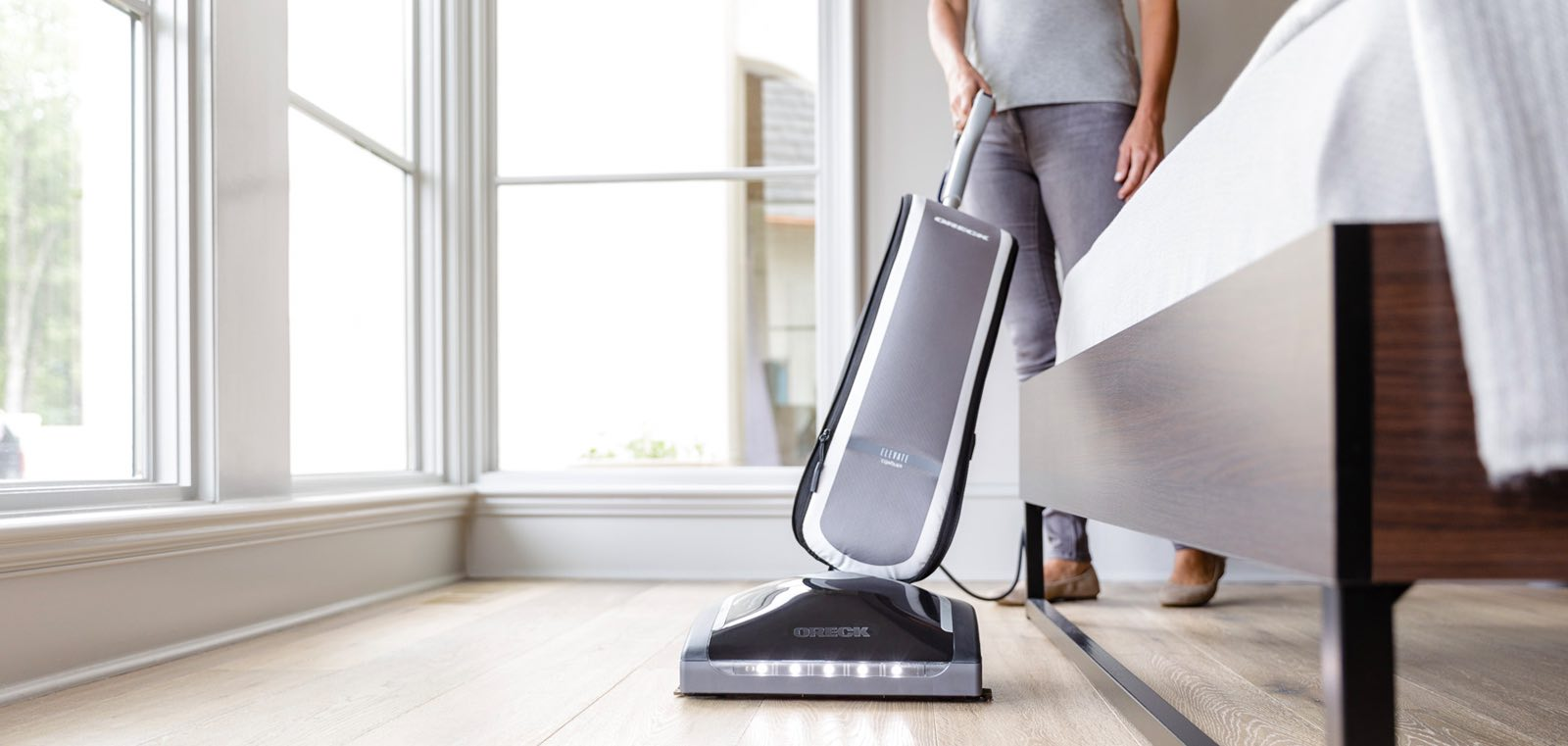 Oreck Elevate Collection Vacuums