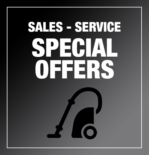 SPECIAL OFFERS - Chattanooga Vacuums