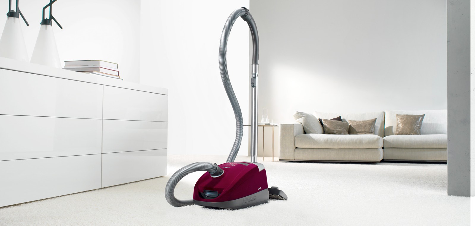 Shop Our Miele Vacuums