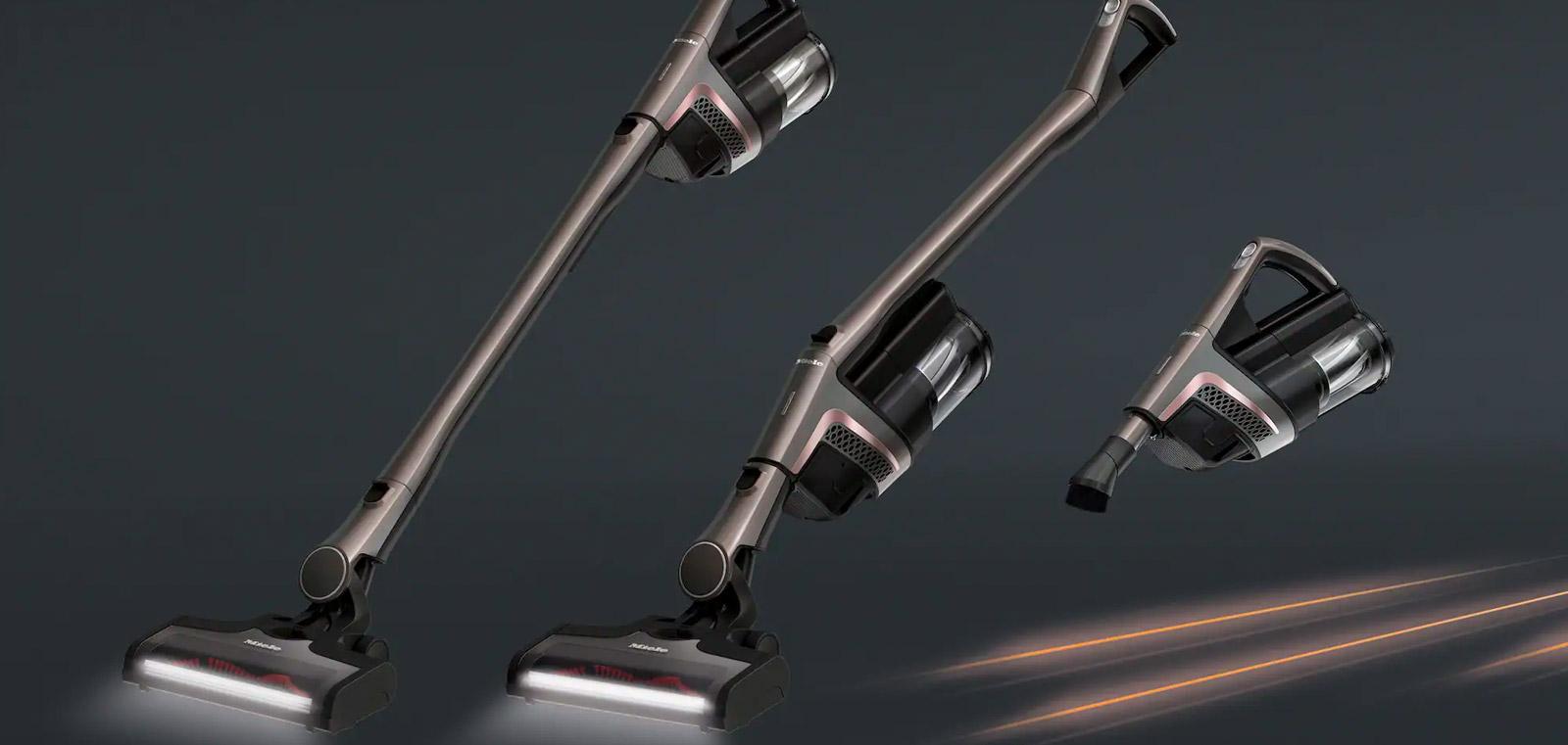 Miele TriFlex Bagless Stick Vacuums